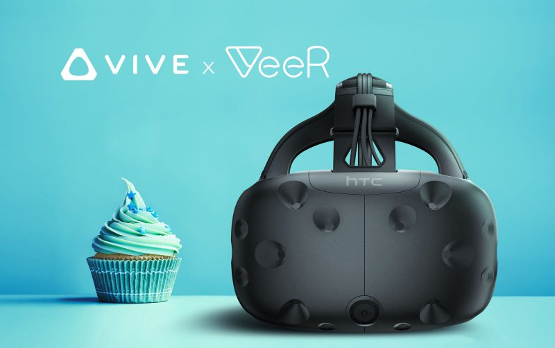 VeeR launched on HTC Viveport!